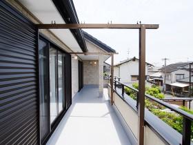 熊本県玉名市 K様の施工写真です。