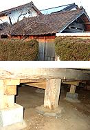 家造りの流れ 3.物件現場調査/床下・屋根・小屋裏・構造調査
