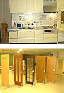 家造りの流れ 9.仕様打合せ/ショールーム・荷物整理用段ボール支給(着工の約3週間前まで)