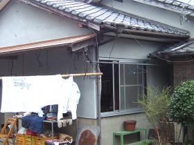 熊本県熊本市 外観リフォーム 施工前