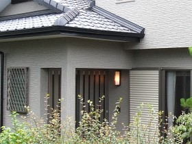 熊本県菊池市 N様の施工写真です。
