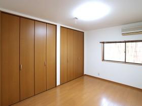 熊本県菊池郡 洋室収納リフォーム 施工後