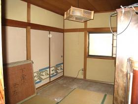 熊本県菊池郡 洋室収納リフォーム 施工前