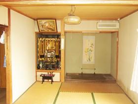 熊本県八代市 洋室リフォーム施工前
