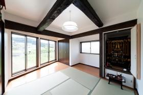 熊本県八代市 和室リフォーム施工後
