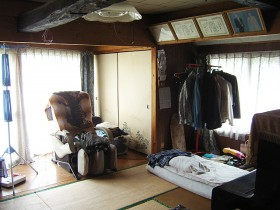 熊本県八代市 和室リフォーム施工前
