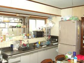 熊本県熊本市 対面キッチンリフォーム 施工前