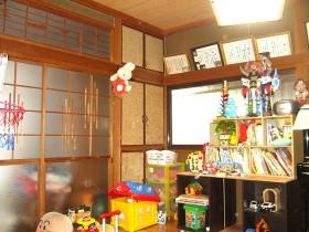 熊本県熊本市 洋室収納リフォーム 施工前