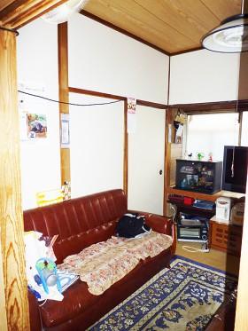 熊本県菊池市 和室リフォーム 施工前