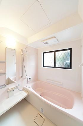 熊本県玉名郡 浴室リフォーム 施工後