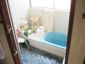 熊本県玉名郡 浴室リフォーム 施工前