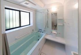 熊本県玉名市 浴室リフォーム 施行後