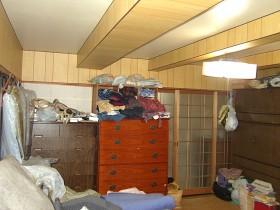 熊本県菊池市 寝室リフォーム 施工前