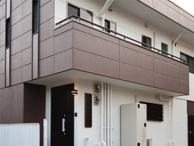 熊本県玉名市 外観リフォーム 施工後