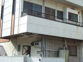 熊本県玉名市 外観リフォーム 施工前