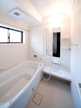 熊本県玉名市 浴室リフォーム 施工後