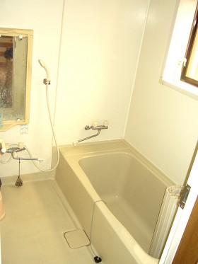熊本県菊池郡 浴室リフォーム 施工前