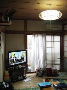 熊本県菊池郡 和室リフォーム 施工前