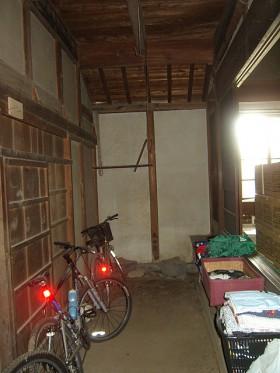 熊本県荒尾市 玄関内部リフォーム 施工前