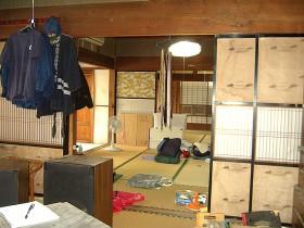 熊本県荒尾市 和室リフォーム 施工前