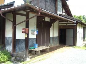 熊本県荒尾市 スロープ玄関リフォーム 施工前
