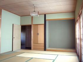 熊本県熊本市 屋根裏収納リフォーム 施工前