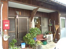 熊本県菊池市 玄関先リフォーム 施工前