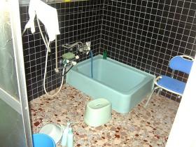 熊本県熊本市 浴室リフォーム 施工前