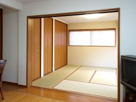 熊本県菊池市 和室リフォーム 施工後