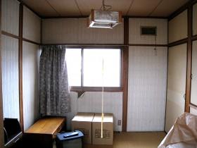 熊本県菊池市 洋室リフォーム 施工前