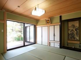 熊本県熊本市 和室リフォーム 施工後