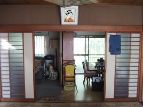 熊本県菊池郡 ダイニングキッチンリフォーム 施工前