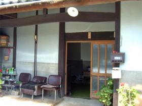 熊本県玉名市 玄関先リフォーム 施工前