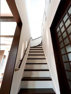 熊本県玉名市 階段リフォーム 施工後