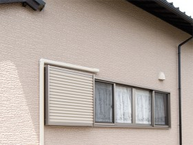 熊本県玉名郡 外壁リフォーム 施工後