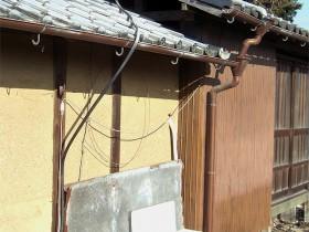 熊本県玉名郡 外壁リフォーム 施工前