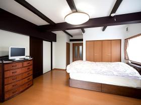 熊本県玉名郡 寝室リフォーム 施工後