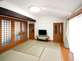 熊本県玉名郡 和室リフォーム 施工後
